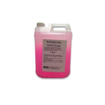 Anti Bacterial Hand Soap Unperfumed Pink 5L