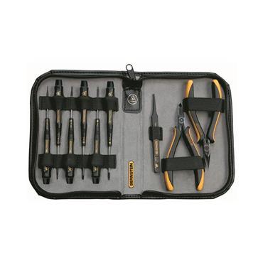 "Bernstein Service Set ""Carat"" with 9 Tools"