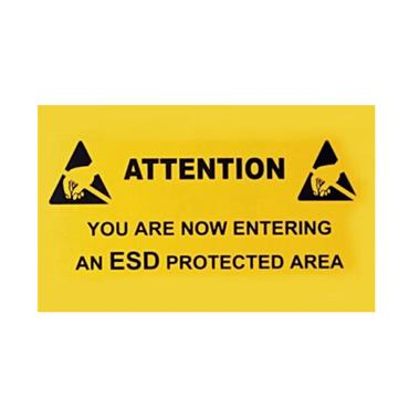 Entering ESD Protected Area