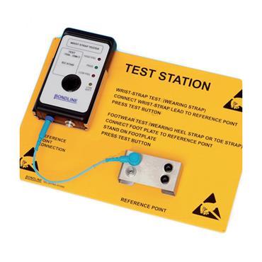Test Station Wrist Strap