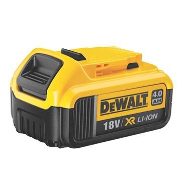 DeWalt 18V 4.0Ah XR Li-Ion Slide Pack Battery