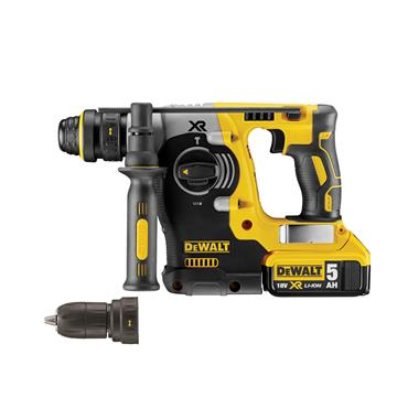 DeWalt 18V XR Li-Ion Quick Change Cordless Hammer