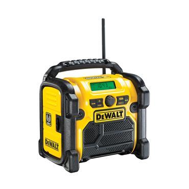 DeWalt XR Li Ion DAB+/FM Compact Radio