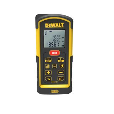 DeWalt, Laser Distance Measurer 100m