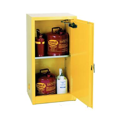Eagle 1906 Safety Storage Cabinet, 16 Gallon