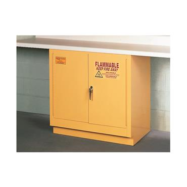 Eagle 1971 Under The Counter Safety Storage Cabinet, 22 Gallon