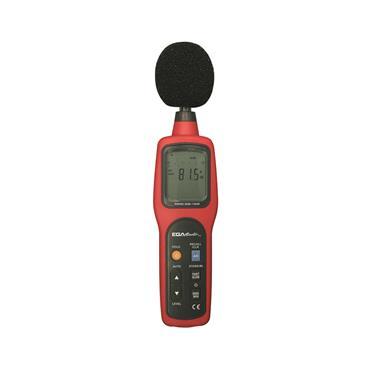 Ega Master, Sound Meter