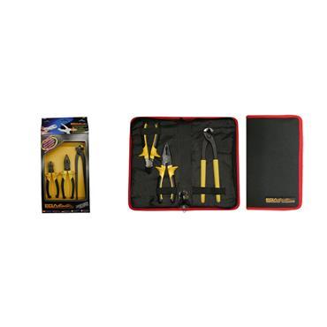 Ega Master 3 Piece Pliers Kit