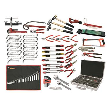 Ega Master Mechanics Tool Set Including Tool Chest, 137 Piece