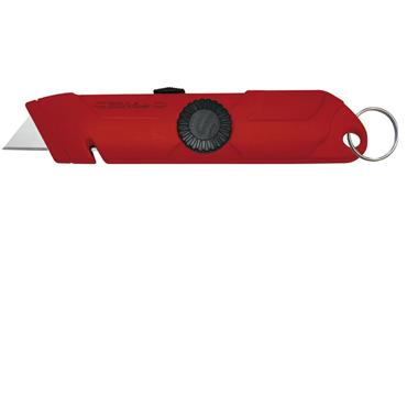 EGA Master Safety Cutter with Auto-Retractable Blade Antidrop ACO 0,6mm