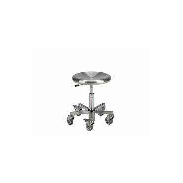Global, Stainless Steel Stool