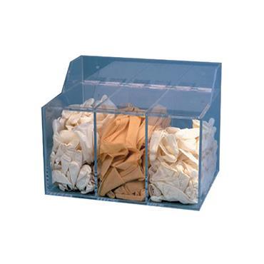 Glove Dispenser, 3 Compartments