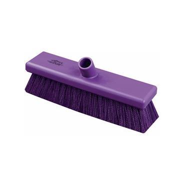Anti Microbial Medium Flat Sweeping Broom