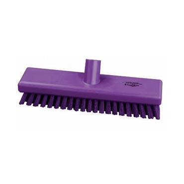 Anti Microbial Stiff Floor Scrub