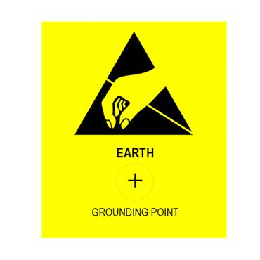 ESD Earth Point Labels