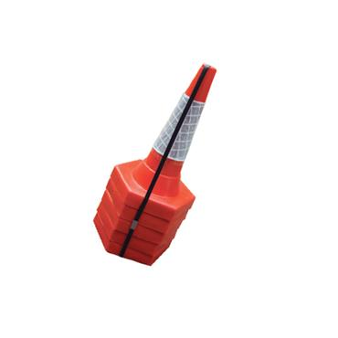 "JSP, Standard One Piece (Pack of 5) Cones 45cm/18"""