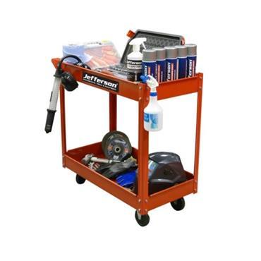 Jefferson JEF4101C Workshop Hand Trolley w/ Castors