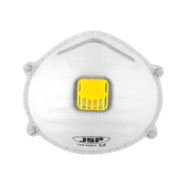 JSP, Moulded Disposable Mask FFP2 - 122 Valved