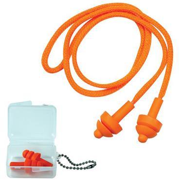 JSP Megaplug Ear Plugs with Cord (SNR 24)