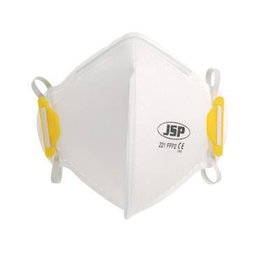 JSP, Fold Flat Disposable Vertical Mask FFP2 - 221