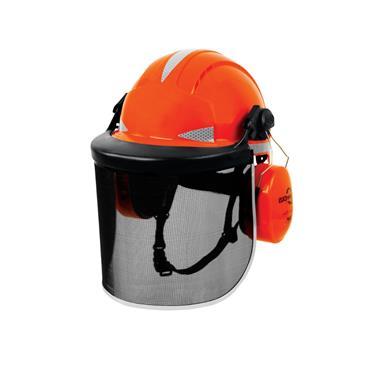JSP EVOLite® Forestry Groundworker Safety Helmet - Orange