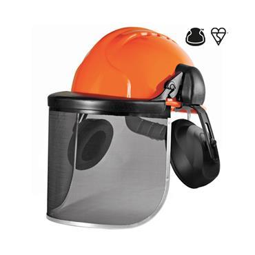 JSP, MK7 Forestry Safety Helmet