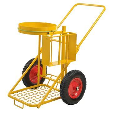 Kongamek Street Sweeper Trolley
