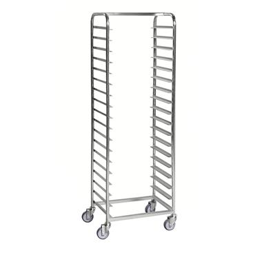 Kongamek Tray Trolley, with brakes