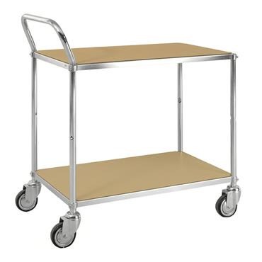 Kongamek ESD 2 Shelf Trolley, with Brakes