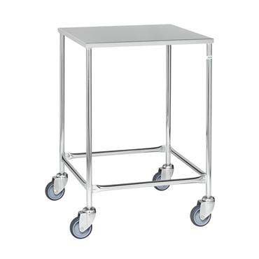 Kongamek Table Top Trolley, with Brakes