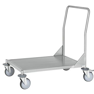 Kongamek Welded Stainless Steel Trolley, Class C3