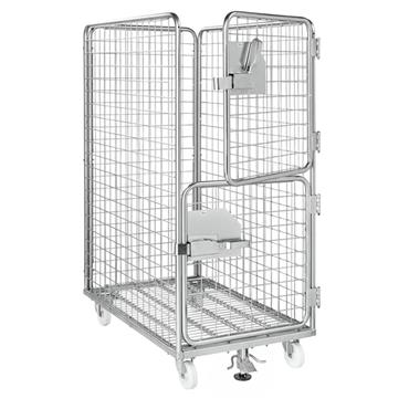 Kongamek Post Cage