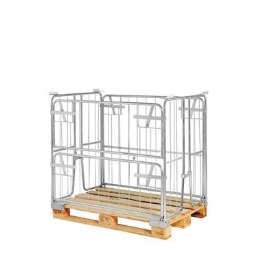 Kongamek Pallet Container