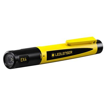 LED Lenser EX4 ATEX LED Torch 50 lm