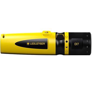 LED Lenser EX7 ATEX LED Torch 200 lm
