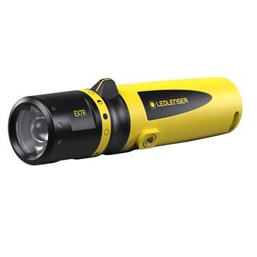 LED Lenser EX7R ATEX Rechargeable LED Torch 220 lm