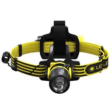 LED Lenser EXH8R ATEX Rechargeable LED Headlamp 200 lm