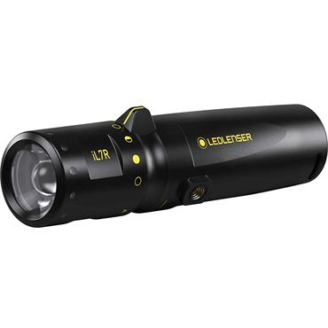 LED Lenser iL7R ATEX Rechargeable LED Torch 360 lm