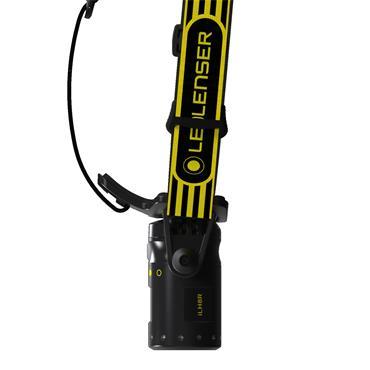 LED Lenser iLH8R ATEX Rechargeable LED Headlamp 300 lm