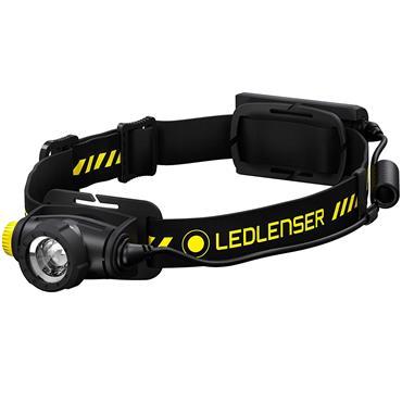 LED Lenser H5R WORK Rechargeable LED Headlamp 500 lm