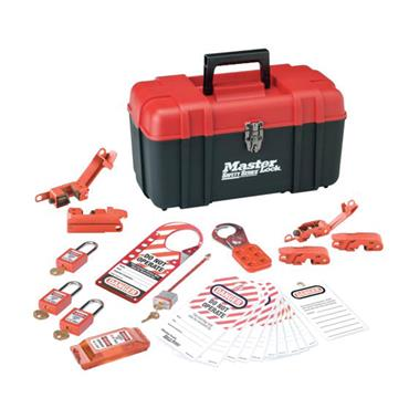 Master Lock, Personal Lock Out Kit Electrical