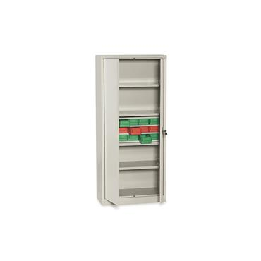 Cupboard with 2 Lockable Doors, 4 Adjustable Shelves