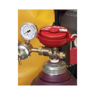 Master Lock, Pressurized Gas Valve Lockout