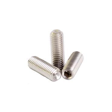 Socket SetScrew Stainless Steel DIN916 A2