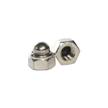 Dome Nuts Stainless Steel DIN 1587 (Ansi B1817) A2