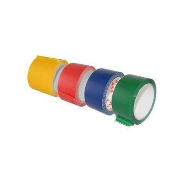 Coloured Polypropylene Adhesive Tapes