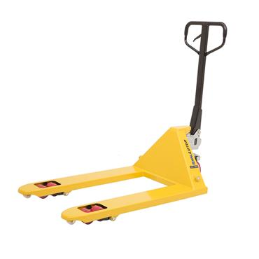Total Lifter Manual Pallet Trucks, Long, Wide & Lowered