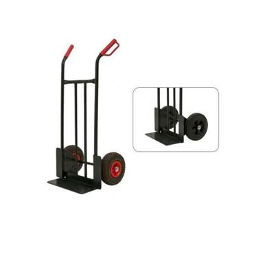 Total Source Standard Hand Trolley w/ Solid wheels