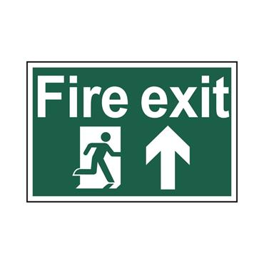 Safety Signs: Fire Safety & Safe Condition