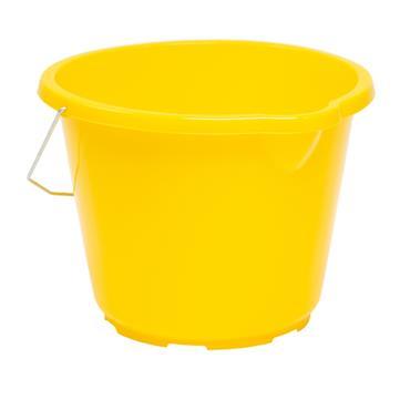 Wham® 10L General Purpose Bucket Yellow